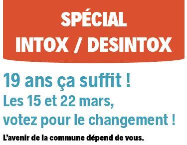 Spécial Intox – désintox – 19 ans ça suffit !
