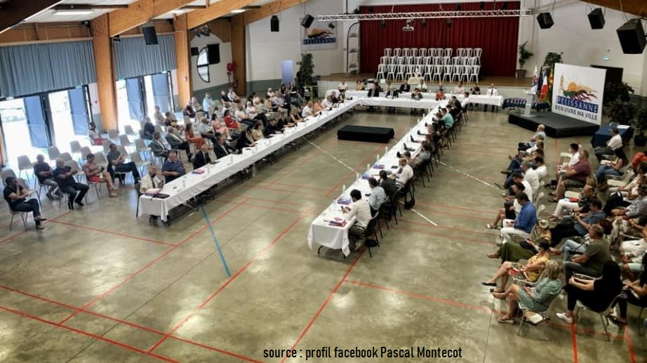 CR du 1er conseil municipal – 23 mai 2020