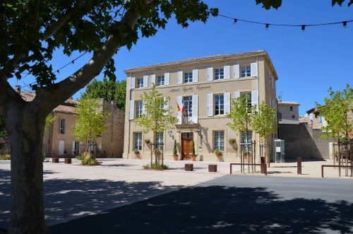 mairie de Pélissanne